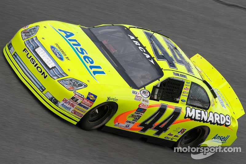 ARCA's Frank Kimmel going for seventh straight top-10 at NJMP road course
