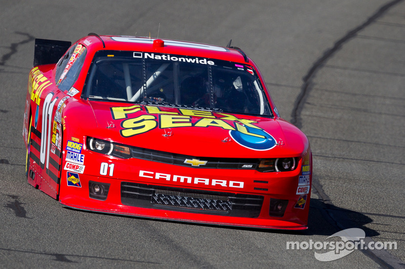 Cassill, Monster Mile meet again