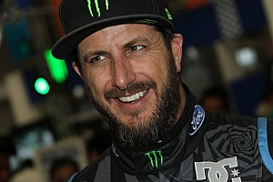 WRC Interview Ken Block says he's ready for World RX