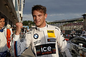 DTM Qualifying report Marco Wittmann claims pole position in Hungary