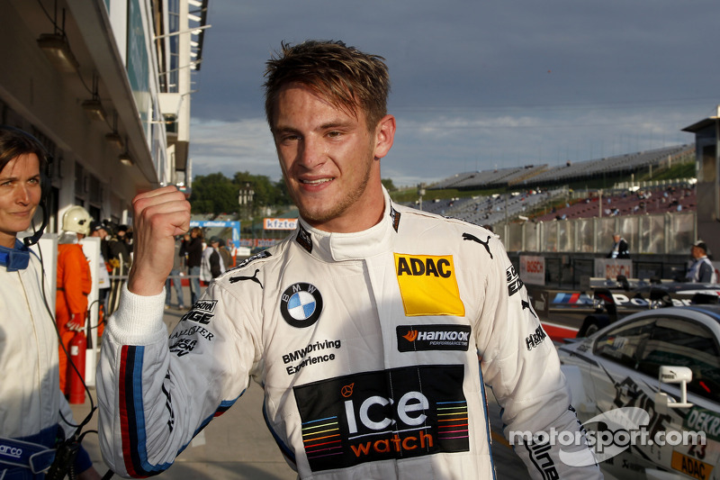 Marco Wittmann claims pole position in Hungary