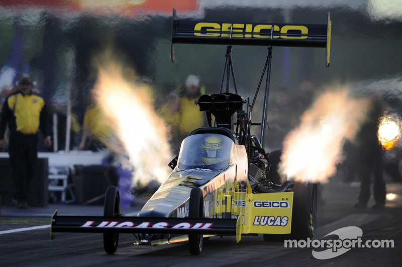 Australia's Richie Crampton earns first career NHRA Top Fuel win at Englishtown