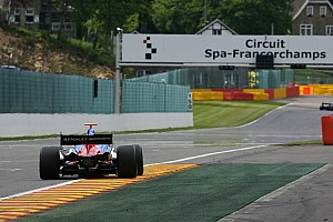 Formula V8 3.5 Breaking news The public comes out in mass at Spa-Francorchamps!