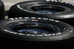High tire degradation affecting IndyCar teams at Texas this weekend