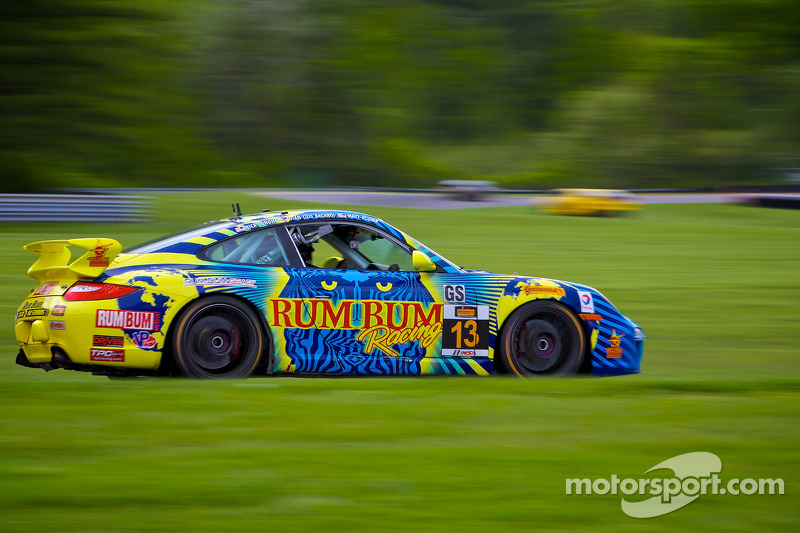 CTSCC: Front row start for Rum Bum Racing at Kansas Speedway