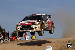 WRC Race report Sardinia: Mads Østberg records his best result with Citroën!