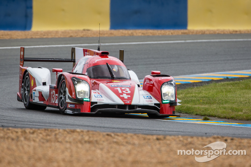 Le Mans 24 Hours debut for the Rebellion R-One