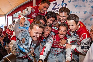 Le Mans Interview Scrutineering Day Two: What the drivers have to say