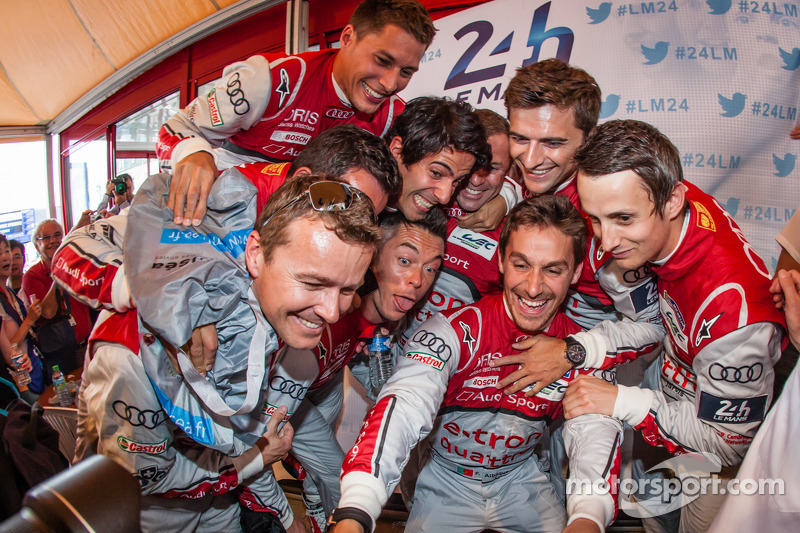 Scrutineering Day Two: What the drivers have to say