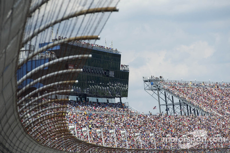Michigan International Speedway site of Austin Theriault's career-first ARCA start and victory
