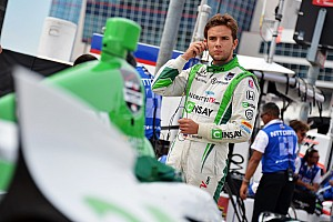 IndyCar Interview IndyCar: Four quick questions for Carlos Munoz