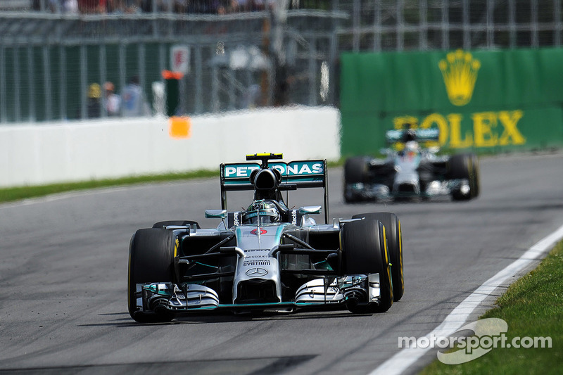 Mercedes set the pace as Austrian GP weekend gets underway