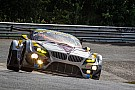 Marc VDS fly to front row at 24 Hours of Nürburgring