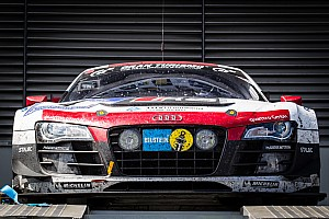 Endurance Race report No. 4 Phoenix Racing Audi claims Nürburgring 24 victory