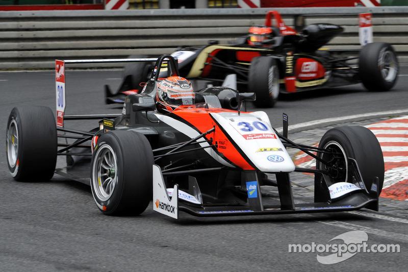 Max Verstappen also wins at Norisring