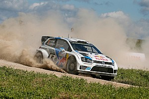 WRC Race report Commanding one-two victory in Rally Poland for ­Volkswagen