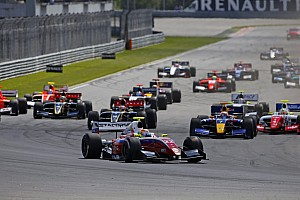 Formula V8 3.5 Race report First win for Roberto Merhi and Zeta Corse in Moscow