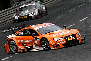DTM Race report Strong Audi performance at the Norisring