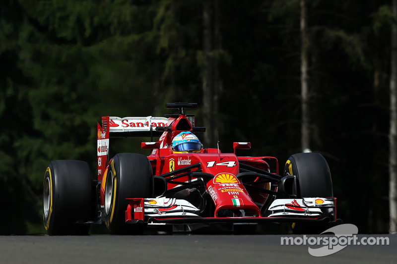 Hakkinen tips Ferrari to shed a driver