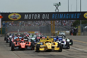 IndyCar Commentary The 2014 IndyCar season has hit the halfway point