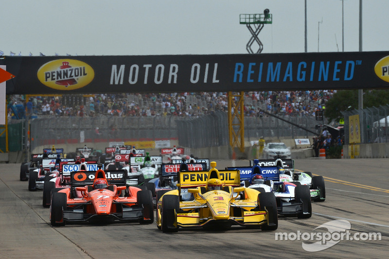 The 2014 IndyCar season has hit the halfway point
