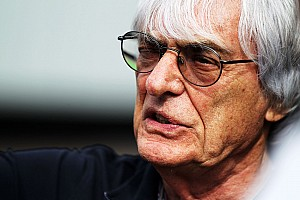Formula 1 Rumor Ecclestone admits F1 buy-back possible