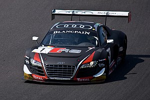 Blancpain Sprint Series: Third and fourth for Audi in Zandvoort qualifying race