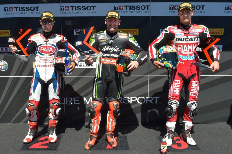 Portuguese Tissot-Superpole goes to Sykes