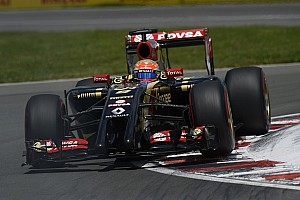 Lotus previews the  German GP