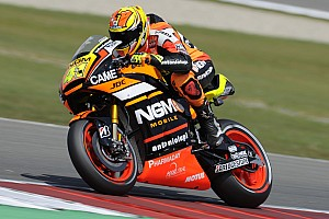 Espargaro sets the pace on first day of practice in Germany