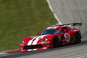 SRT Motorsports and Kuno Wittmer to compete in Pirelli World Challenge Toronto doubleheader