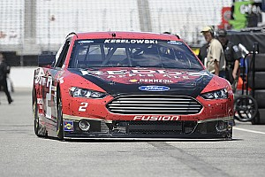 NASCAR Sprint Cup Commentary Keselowski's rebound to championship form continues at Loudon