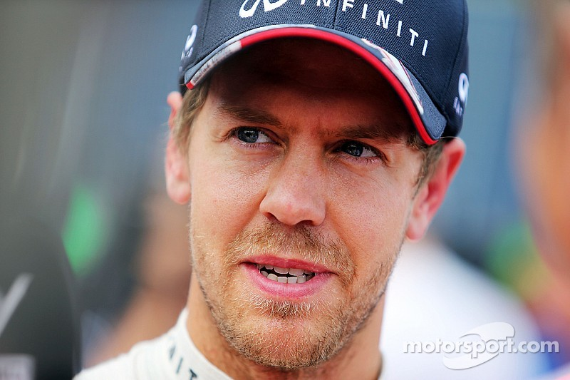 Mercedes can win every remaining race in 2014 - Vettel