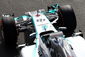 Formula 1 Breaking news Mercedes to run without 'Fric' at Hockenheim