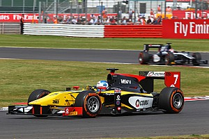 GP2 Preview The sixth round of the 2014 GP2 Series at Hockenheim preview