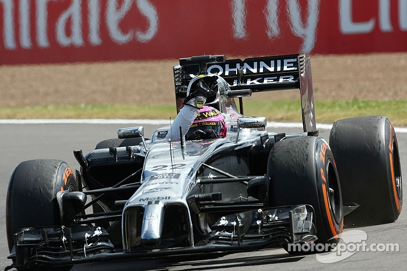 McLaren change stirs up Hamilton, Alonso rumours