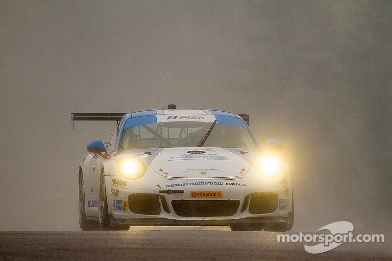 Green tops rivals Pigot, Hargrove in Porsche GT3 Cup practice