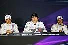 2014 German Grand Prix Qualifying press conference