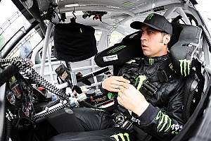 NASCAR XFINITY Race report Sam Hornish Jr. is sidelined early