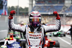 GP3 Race report Masterful Mardenborough claims maiden win in Hockenheim