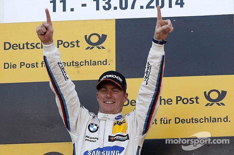 Martin proud of first Belgian win