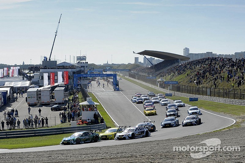 DTM selects Zandvoort as replacement venue for China
