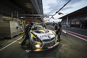 Blancpain Endurance Qualifying report Dirk Werner and BMW top the charts in first Spa 24 qualifying session