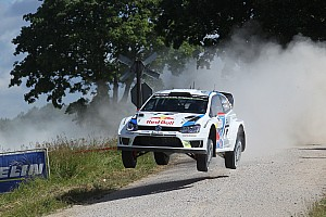 WRC Preview Drift, jump, full throttle – Volkswagen all set for the Rally Finland