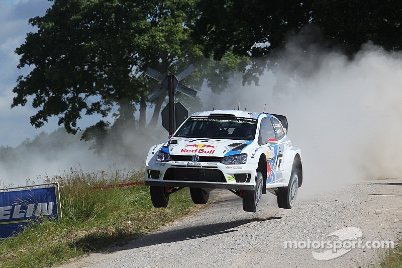 Drift, jump, full throttle – Volkswagen all set for the Rally Finland