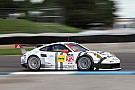 Porsche podiums at historic Indianapolis Motor Speedway