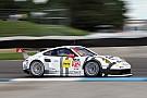 Porsche podiums at historic Indianapolis Motor Speedway