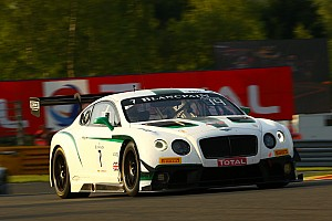 Blancpain Endurance Stage report M-Sport Bentley race bulletin: Hour 23