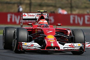 Raikkonen eyes 'better' Ferrari for 2015