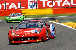 Blancpain Endurance Race report Podium finish for V8 Supercars star Craig Lowndes at total 24 Hours of Spa